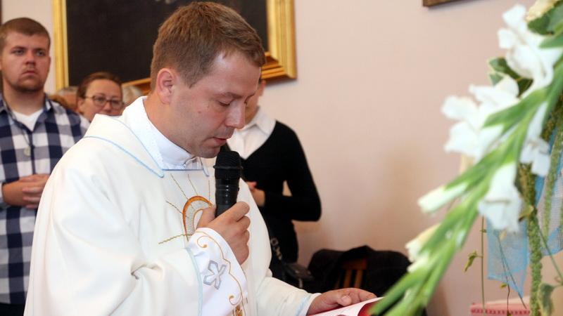 """Marijan Štingl: """"Znam u srcu da me Bog pozvao da budem njegov svećenik"""""""