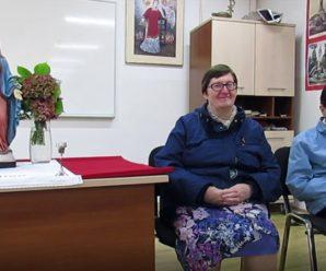 Intervju s predsjednicom koncilija Marijine legije s.Shilom NiChoclain