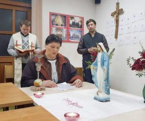 Obećanje s.Marijane Kajganić