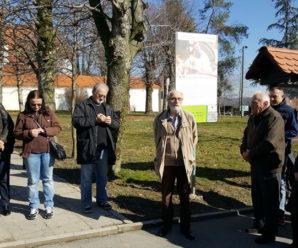Marijini legionari prvi hodočastili u Zbjegovaču, rodno mjesto brata Bonifacija Ivana Pavletića