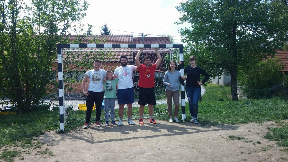 Druženje mladih u Gradecu Pokupskom