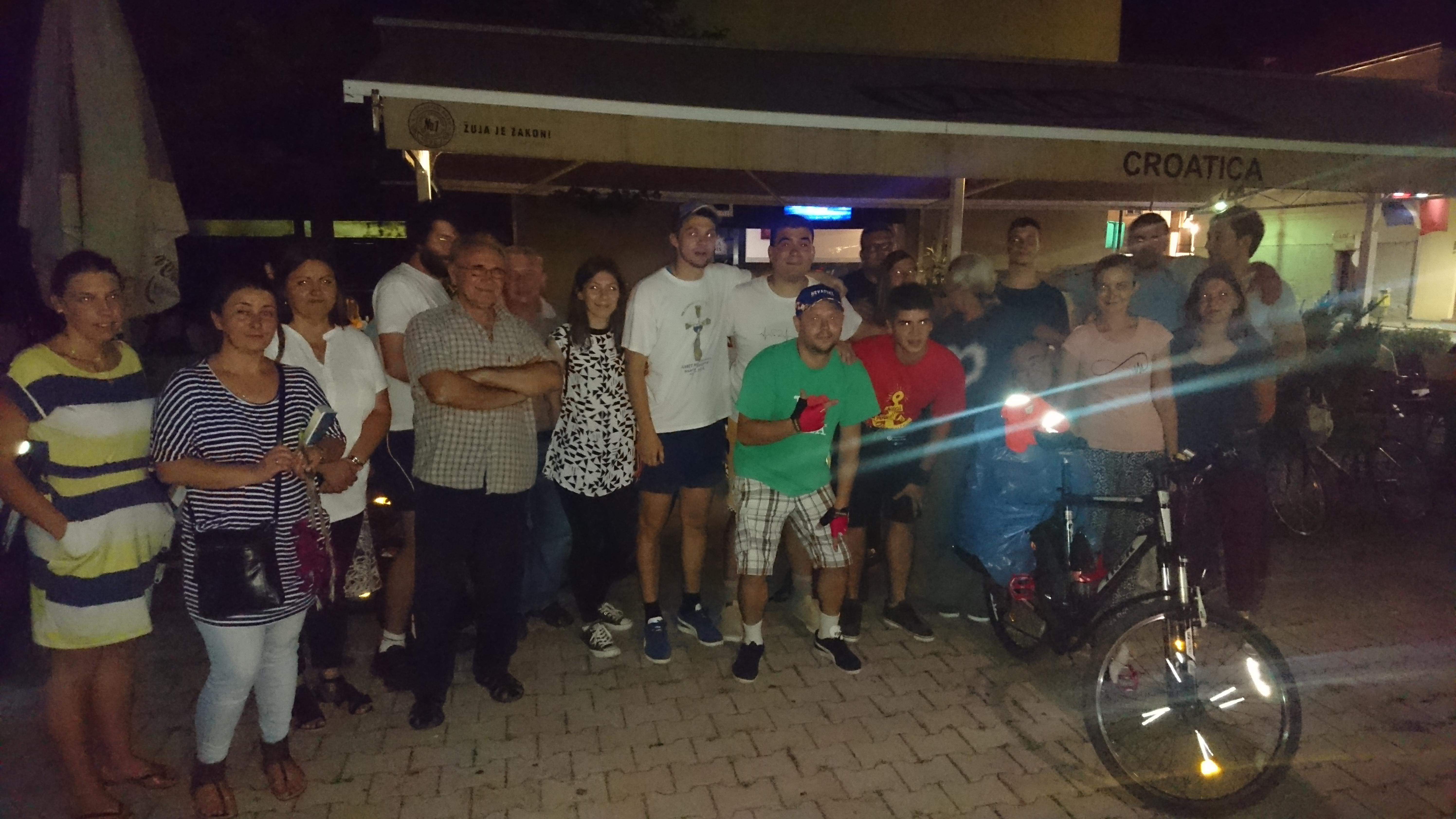 Peto hodočašće biciklima u Međugorje