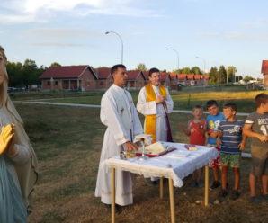 Treći put za redom volonteri animirali stanovnike naselja u Dumačama