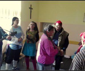 Sveti Nikola u domu za psihički bolesne odrasle osobe u Petrinji