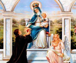 Sv. Ljudevit Marija Montfortski i Marijina legija