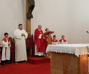 Obilježena 15.godišnjica djelovanja Marijine legije u Petrinji