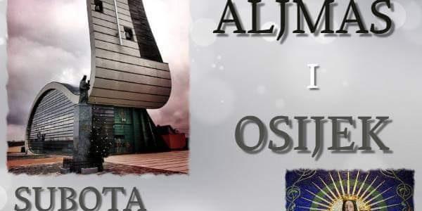 Hodočašće u Aljmaš i Osijek