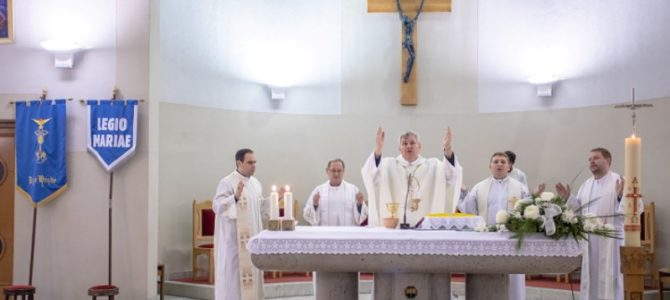 Biskup predvodio misno slavlje povodom 38.obljetnice smrti našeg utemeljitelja Franka Duffa