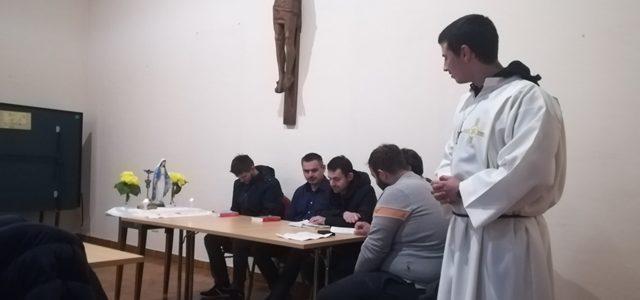 """Prosinačka svečanost kurije """"Marija Majka od neprestane pomoći"""" – Lasinja"""