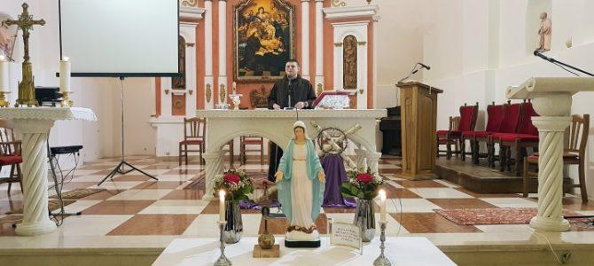 U Hrvatskoj Kostajnici održan acies Komicija Gospa Snježna Petrinja