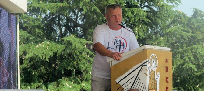 Biskup Vlado Košić i Marijini legionari svjedočili na Mladifestu u Međugorju