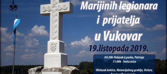 Organiziramo hodočašće u Vukovar
