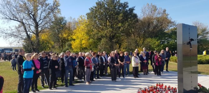 Četiristo Marijinih legionara i prijatelja hodočastilo u Vukovar