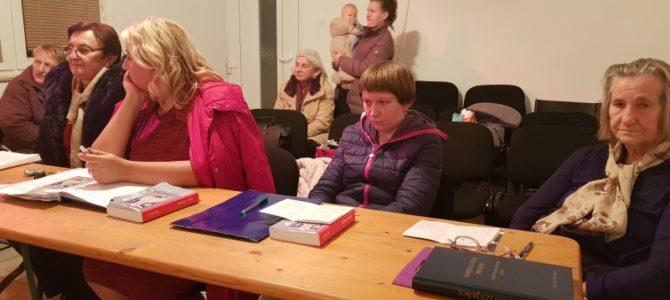 Prezidij Gospa Lurdska iz Gline obilježio 500.sastanak