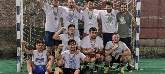 """Održan 8. Malonogometni turnir katoličke mladeži Sisačke biskupije """"Lovrenčevo 2020."""""""