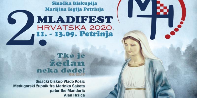 U rujnu 2.Mladifest Hrvatska
