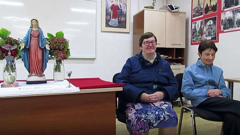 S. Sile Ni Chochlain i s. Rose Caulfield