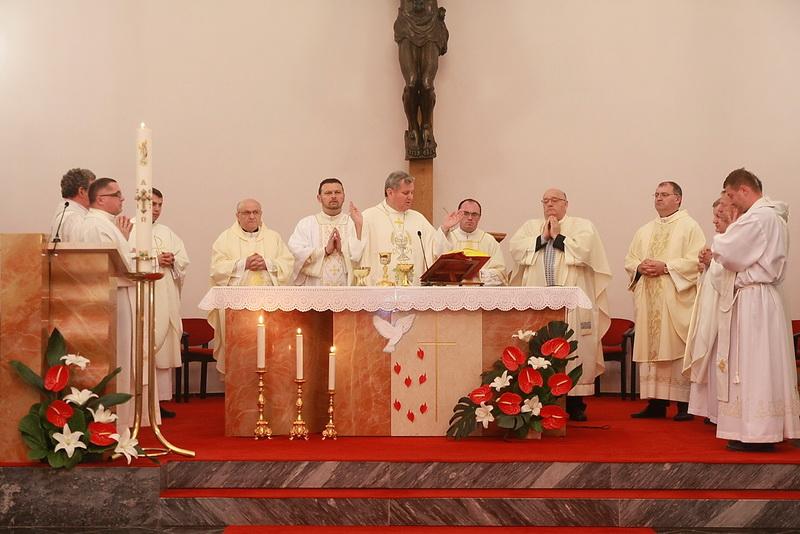 Sv. Misa povodom osnutka Komicija Petrinja