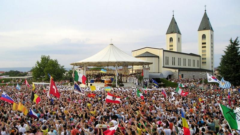 Organiziramo hodočašće za mlade u Međugorje od 2.do 5.travnja