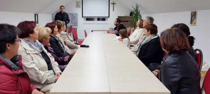 Susret s molitvenim članovima u Kravarskom