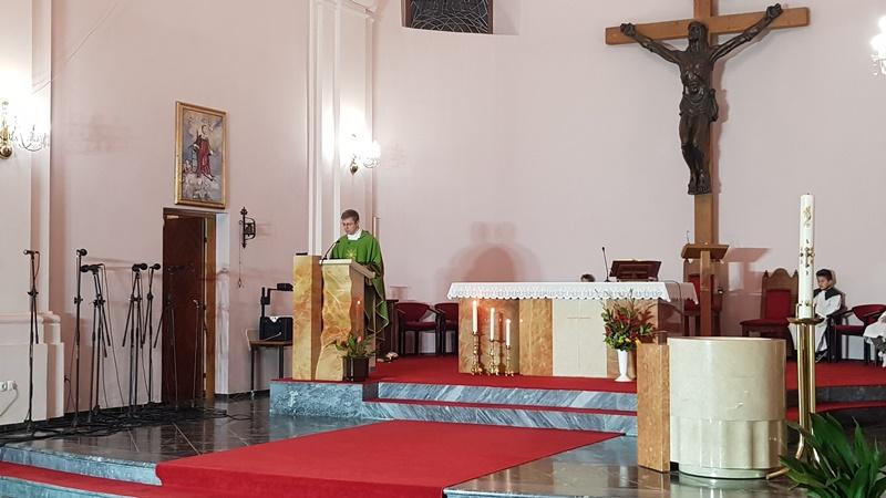 Održana misa povodom 40.obljetnice smrti Franka Duffa