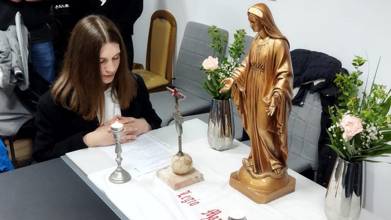 Obećanje dala s.Marija Kovač